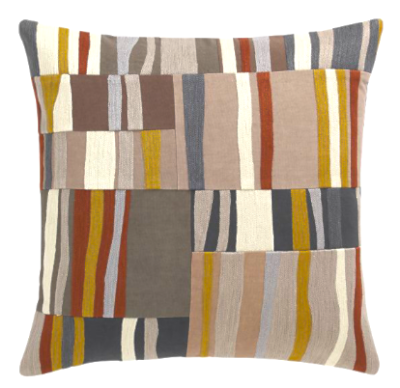 Cafe Cartolina: Pillow inspiration at Crate and Barrel