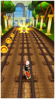 SUBWAY SURFER SIDNEY v1.10.3 Unlimited Money APK Android zip