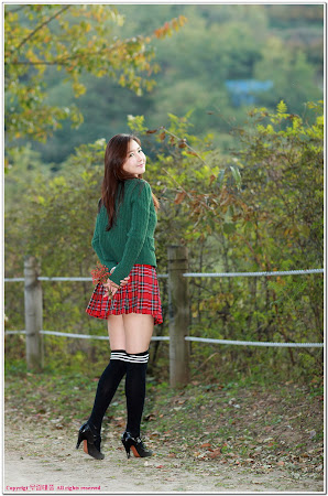 Han Seo Yeong, Lovely Outdoor 03