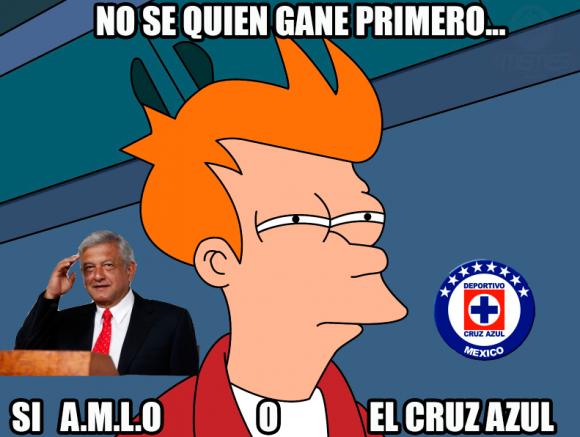 imagenes chistosas sobre el cruz azul - Los Mejores Memes del América vs Cruz Azul Clausura 2016