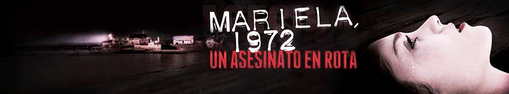 Mariela, 1972. Un asesinato en Rota | Web oficial de la novela