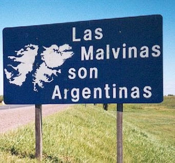 MALVINAS SÃO MESMO ARGENTINAS
