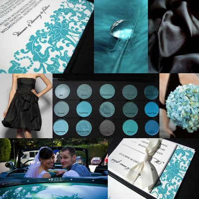 dark teal wedding | Reference For Wedding Decoration