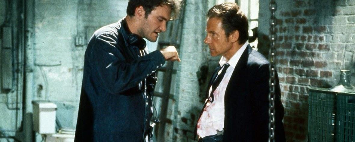 Quentin Tarantino i Harvey Keitel