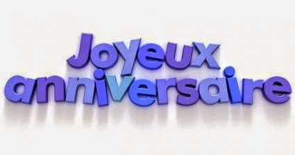 Birthday Quotes Images and Messages February 2015 – Birthday Greeting in French