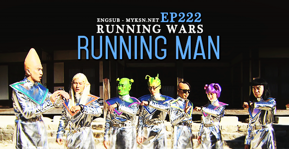 Running Man EP 222 Eng Sub