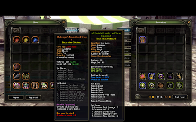 Dragon Nest - Challenger's Equipment