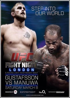 Assistir Online UFC Fight Night Gustafsson vs. Manuwa Luta Link Direto Torrent