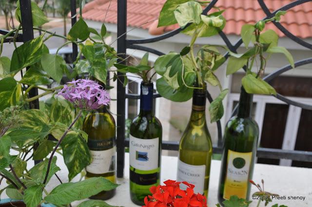 How to transform your balcony into a lovely garden - Balcony garden designs india ...