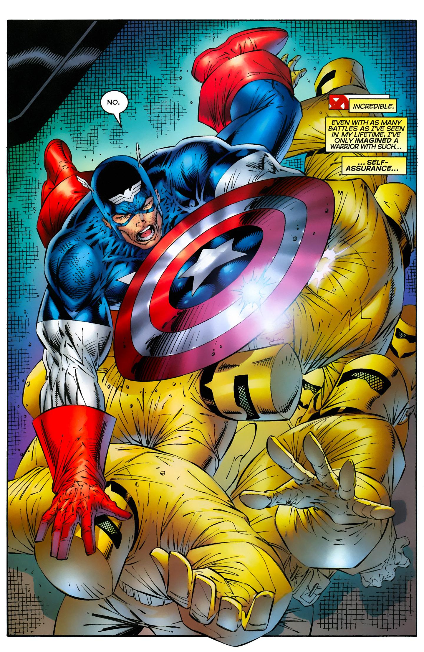 Captain America (1996) Issue #6 #6 - English 11