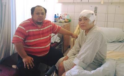 TKW Asal Ponorogo di Taiwan Lupa Ingatan Akibat Retak Tempurung Kepalanya