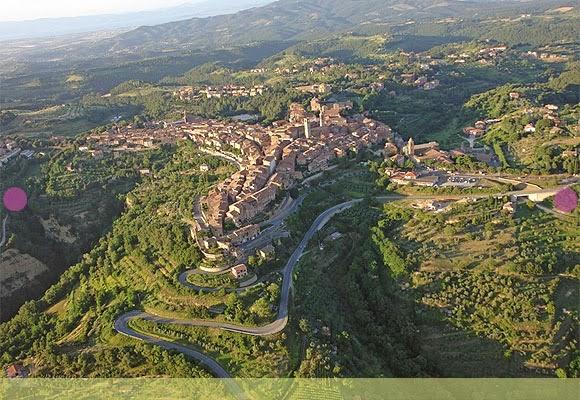 городок в италии читта делла пьеве
