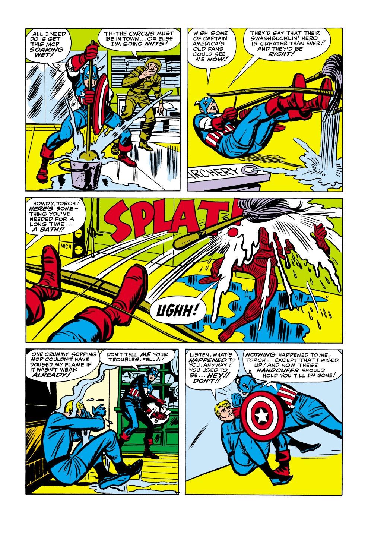 Captain America (1968) Issue #216 #130 - English 17