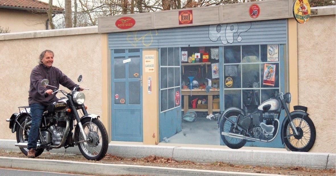 Ded31 royal bullet blog le garage manolo for Garage opel cormelles le royal