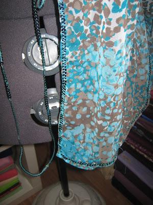 Butterick 5760 cardigan