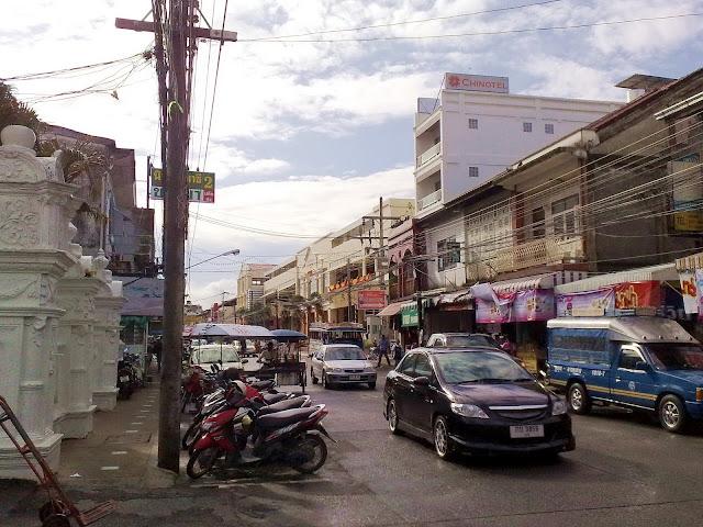 Ranong Road, Phuket, Thailand