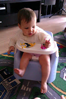 Potty training 7 month old