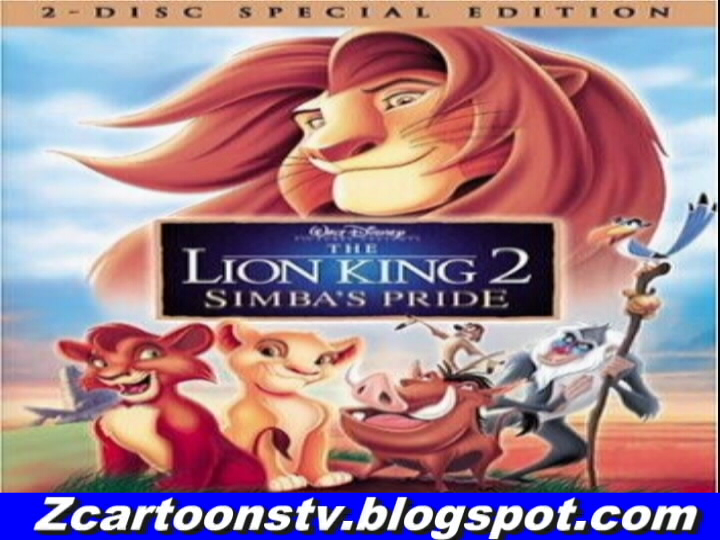 Download The Lion King Movie in Dual Audio (English,Hindi