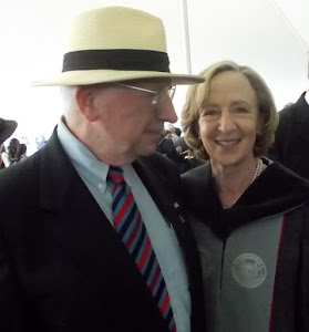 Fred and Susan Hockfield, Past Pres. of MIT