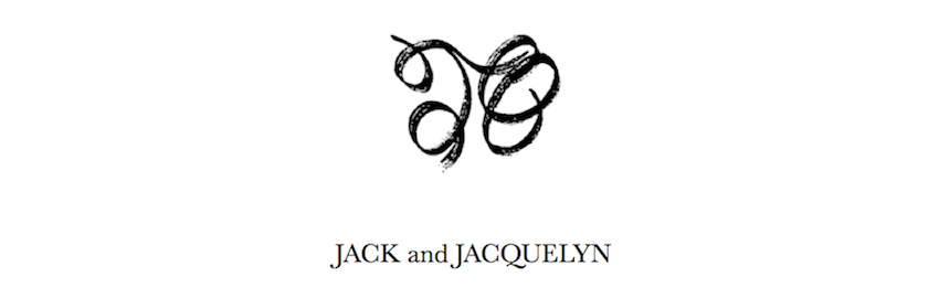 JACK and JACQUELYN
