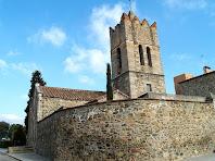 L'església de Sant Julià d'Alfou
