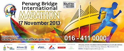 penang marathon run 2013
