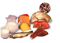 alimentos ricos proteinas bajos carbohidratos