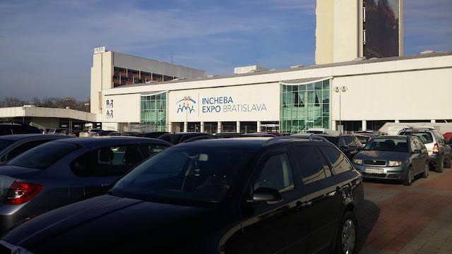Christmas market Incheba Expo Bratislava Slovakia #2
