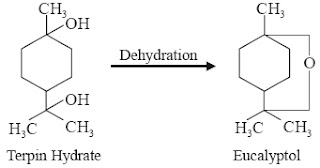 Synthetic Method Eucalyptol