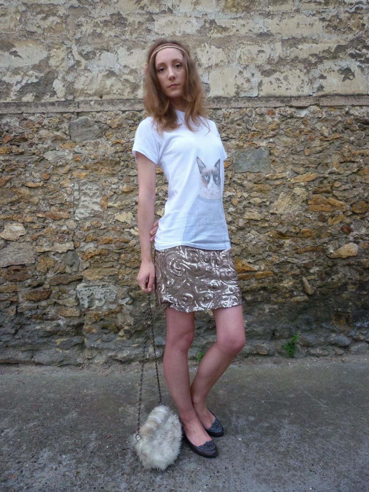 Marisha m hippie hippie geek la jupe sequins deuxi me round - Bisounours tout curieux ...