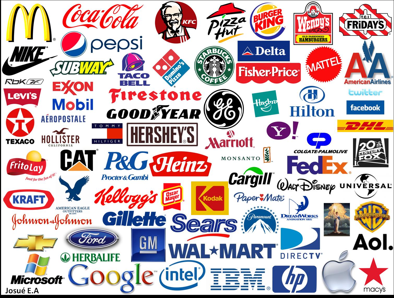 las industrias mundiales: