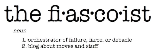 the fiascoist