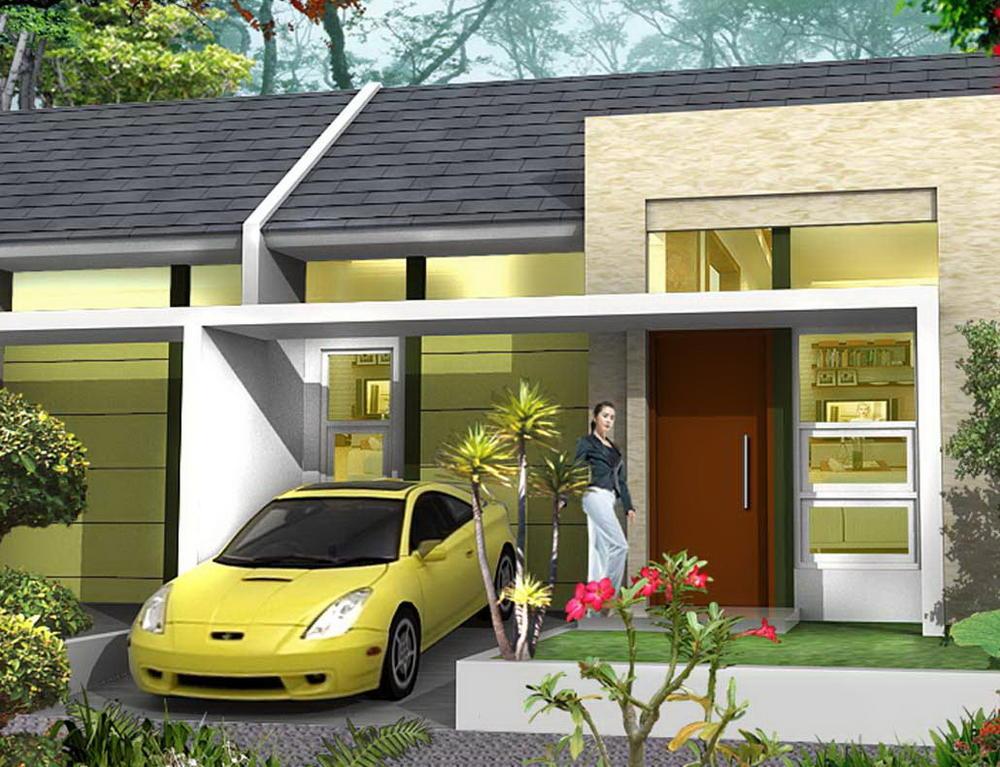 Rumah Minimalis Modern Type 36 1 Lantai