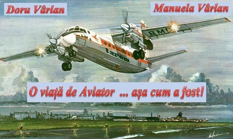 Despre pilotii de linie din Romania...