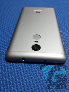 Xiaomi Redmi Note 3 - sisi belakang, bagian yang paling menarik hati