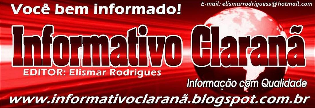 BLOG INFORMATIVO CLARAN-VOC BEM INFORMADO