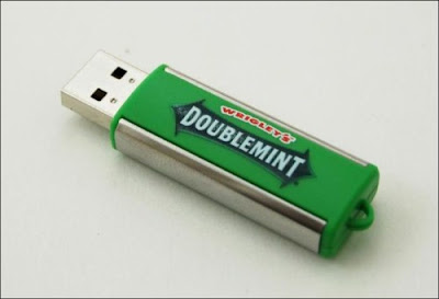 Bubble Gum Usb