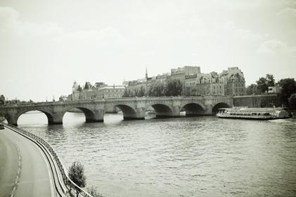 Paris, quais de Seine - Bouquinistes