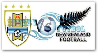 Uruguay Vs Nueva Zelanda Online En Vivo