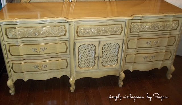 french provincial, 70's, vintage, before,