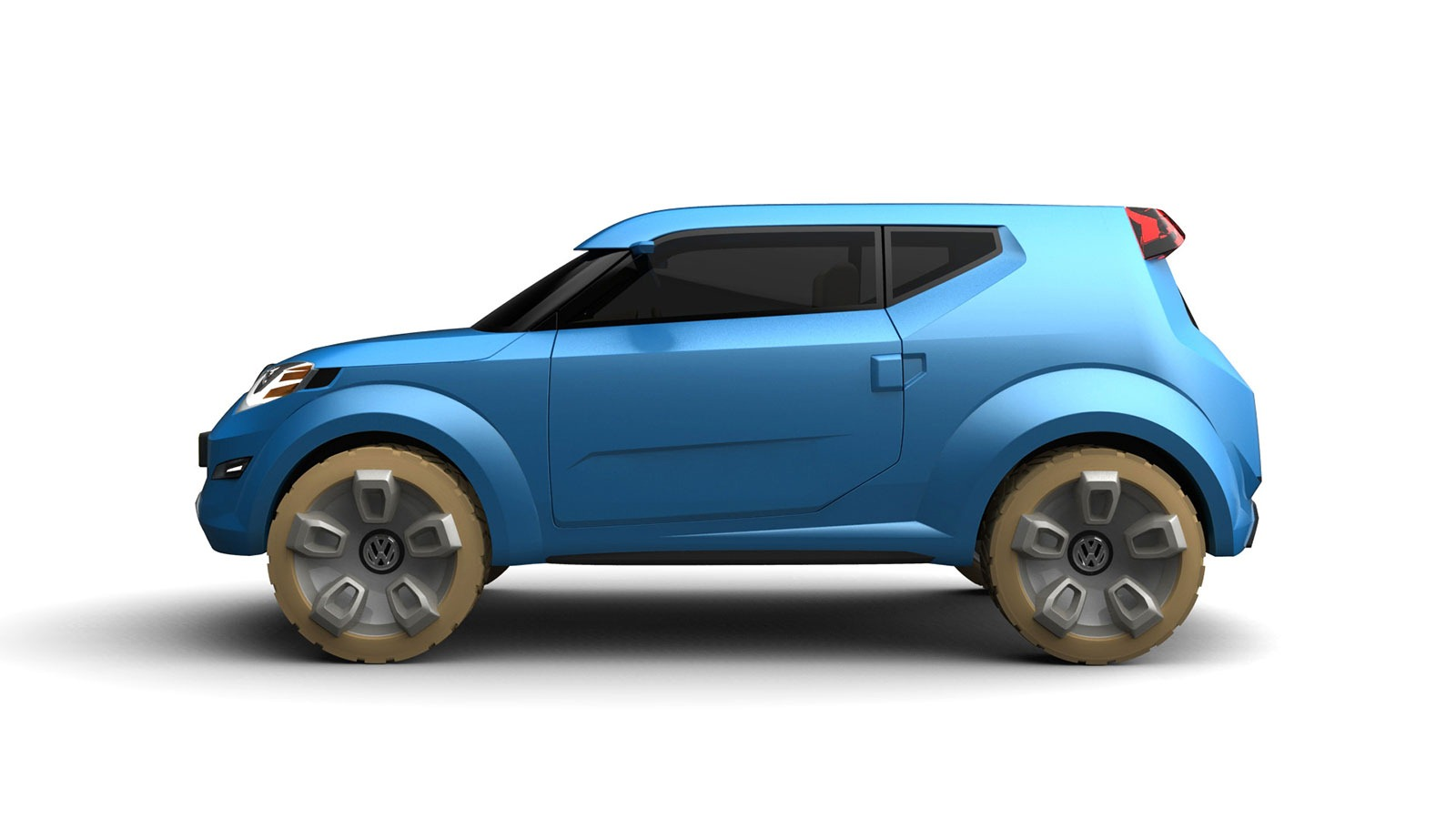 2012 VW Rocky 3-Door SUV Design Concept