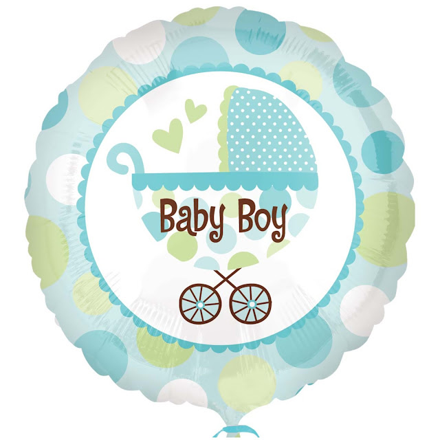 Balloon Baby Boy1