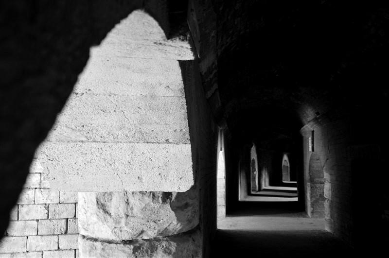4 Coursives de lumières - Amphithéâtre - Arles