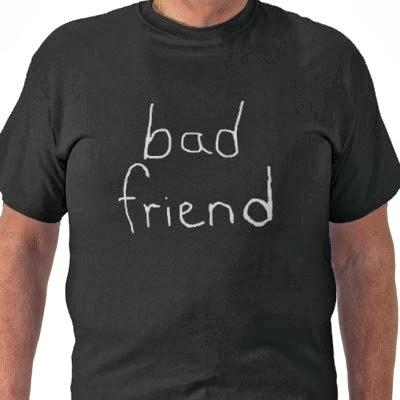 الصديق السىء - bad friend - صديق سىء