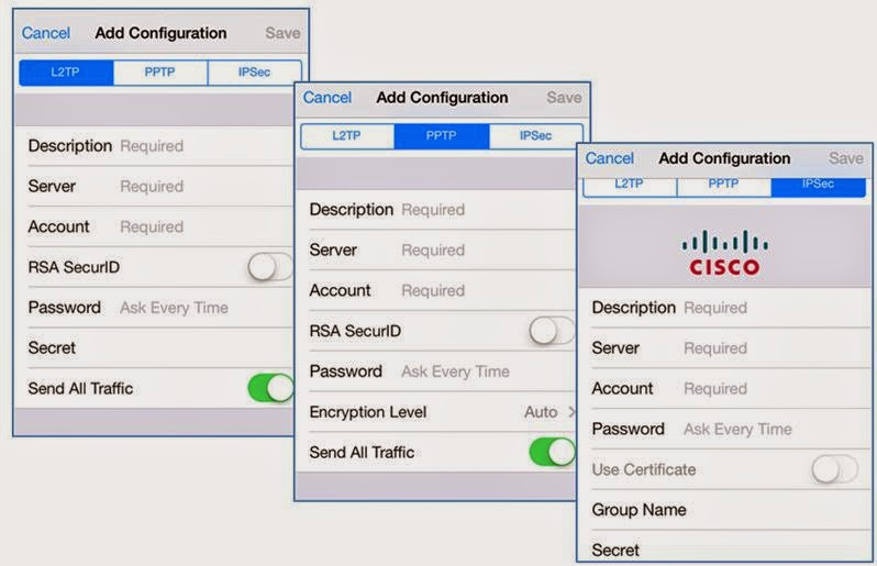 cara mengaktifkan vpn di iphone