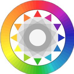warna netral warna netral merupakan hasil campuran ketiga warna dasar