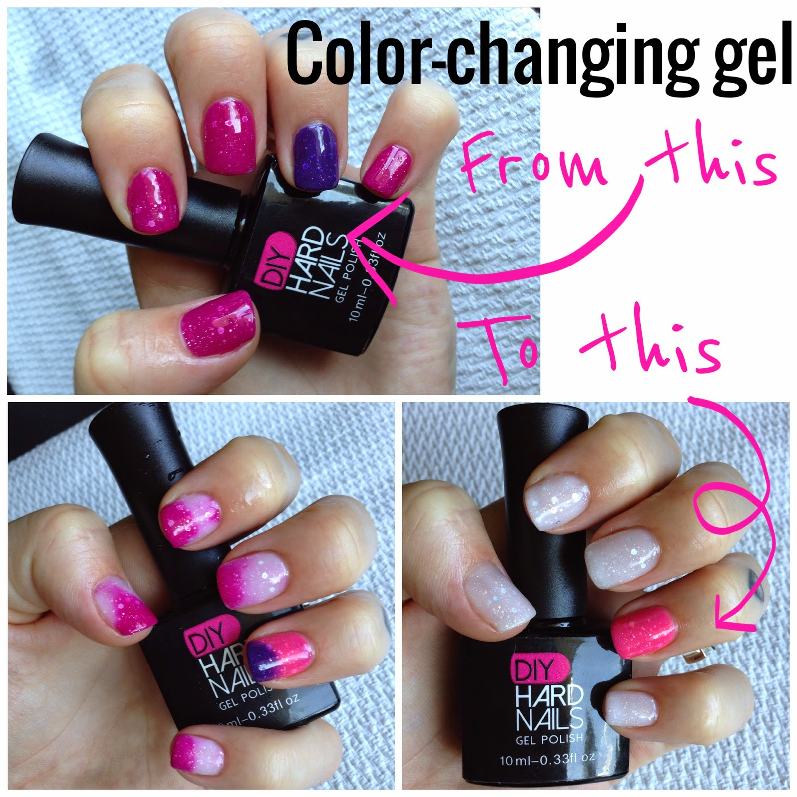 Lulu sweet pea september 2014 i was recently given the chance to try out a new line of at home gel nail polish called diy hard nails pronounced die hard nails for all of the die hard solutioingenieria Image collections
