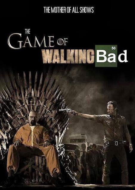 the game walking bad, la madre de todas las series - Juego de Tronos en los siete reinos