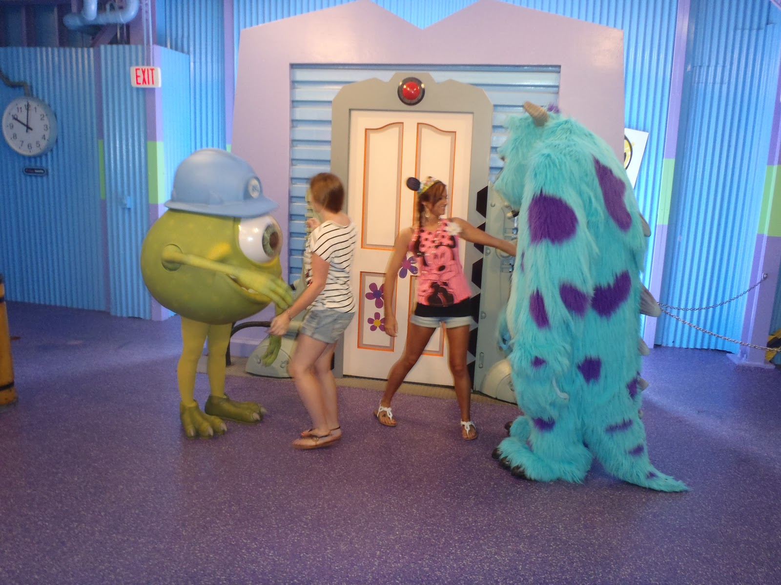 Meet Mike Amp Sully From Monster S Inc Tips From The