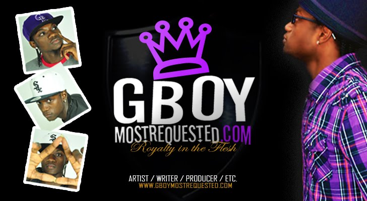 GBOY MostRequested     (Royalty in the Flesh) Follow Me @GBOY_